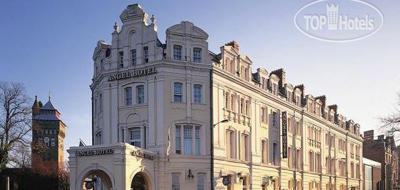 The Angel Hotel Cardiff 4*