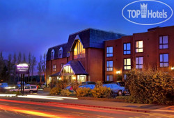 Hillcrest Hotel Widnes 3*