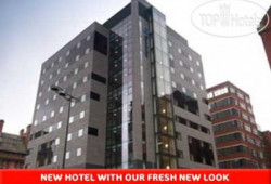 Travelodge Liverpool Central The Strand 3*
