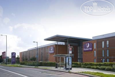 Premier Inn Heathrow Airport - Bath Road 3*