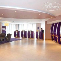 Фото отеля Premier Inn Heathrow Airport Terminal 5 3*