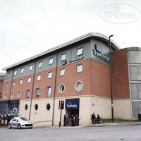 Фото отеля Travelodge Newcastle Central 3*