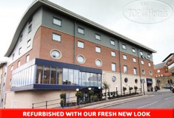 Travelodge Newcastle Central 3*