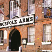 Фото отеля Norfolk Arms 3*