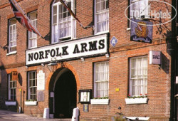 Norfolk Arms 3*