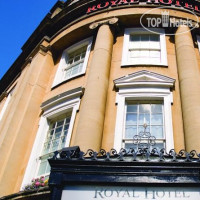 Фото отеля The Royal Hotel Bath 3*