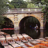 Фото отеля Oxford Thames Four Pillars 4*