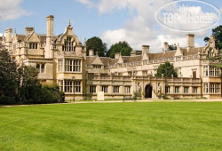 Rushton Hall Hotel And Spa 4*