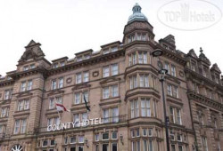 Mercure Newcastle County Hotel 3*