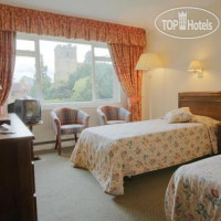 Фото отеля Best Western The Rose And Crown Ton 3*