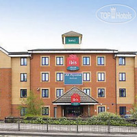 Фото отеля Ibis Chesterfield Centre 2*
