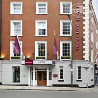 Фото отеля Mercure Nottingham City Centre Hotel 4*