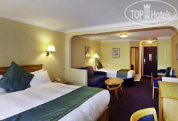 Mercure Hatfield Oak Hotel 3*
