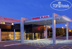 Crowne Plaza Manchester Airport 4*