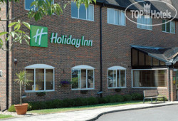 Holiday Inn Ashford-North A20 3*