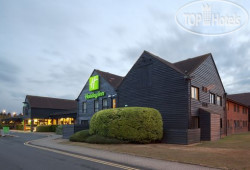 Holiday Inn Cambridge 4*