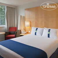 Фото отеля Holiday Inn Runcorn 3*