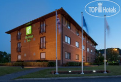 Holiday Inn A55 Chester West 3*