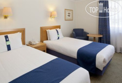 Holiday Inn Ipswich 3*