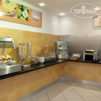 Фото отеля Holiday Inn Express Bedford 2*