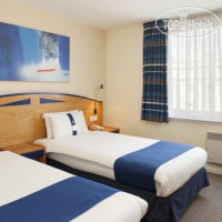 Фото отеля Holiday Inn Express Bristol City Centre 3*