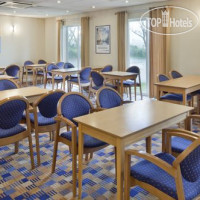 Фото отеля Holiday Inn Express Lichfield 3*