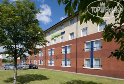 Holiday Inn Express Burton Upon Trent 3*