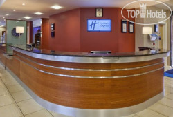 Holiday Inn Express Leicester-Walkers Stadium 4*