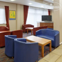 Фото отеля Holiday Inn Express Leicester-Walkers Stadium 4*