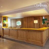 Фото отеля Holiday Inn Express Stoke On Trent 3*