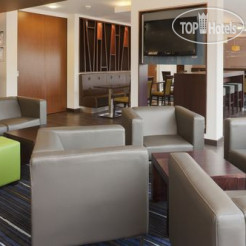 Отель Holiday Inn Express Cambridge-Duxford M11, Jct.10