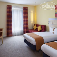 Фото отеля Holiday Inn Express Cheltenham Town Centre 3*