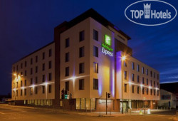 Holiday Inn Express Cheltenham Town Centre 3*