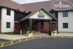 Holiday Inn Express Colchester 2*