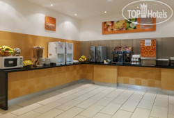 Holiday Inn Express Newcastle City Centre 3*