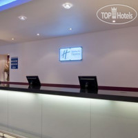 Фото отеля Holiday Inn Express Newcastle City Centre 3*