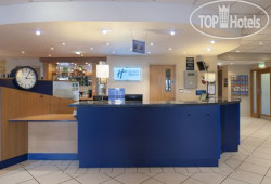 Holiday Inn Express Newcastle-Metro Centre 3*