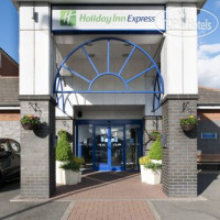 Фото отеля Holiday Inn Express Newcastle-Metro Centre 3*