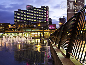 Mercure Manchester Piccadilly Hotel 4*