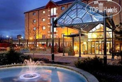 Marriott Manchester Victoria & Albert 4*