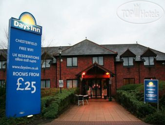 Days Inn Chesterfield Tibshelf 3*