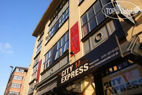 City Express Aparthotel 3*