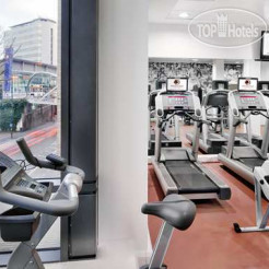 Развлечения и спорт DoubleTree by Hilton Hotel Manchester - Piccadilly