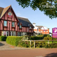 Фото отеля Premier Inn Middlesbrough Central South 3*