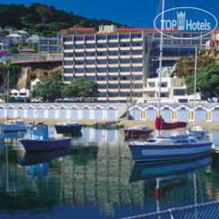 Kingsgate Hotel Oriental Bay Wellington 3*