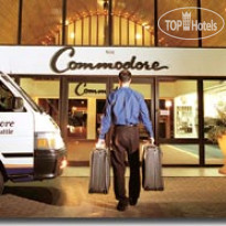 Фото отеля Copthorne Commodore Christchurch Airport 4*
