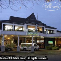 Фото отеля Holiday Inn On Avon Christchurch 3*