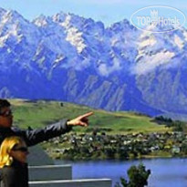 Фото отеля Copthorne Hotel & Apartments Queenstown Lakeview 3*