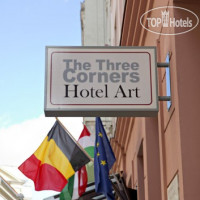 Фото отеля The Three Corners Hotel Art 3*