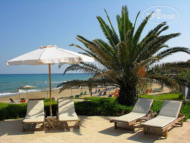 Отдых на островах греции в бунгало